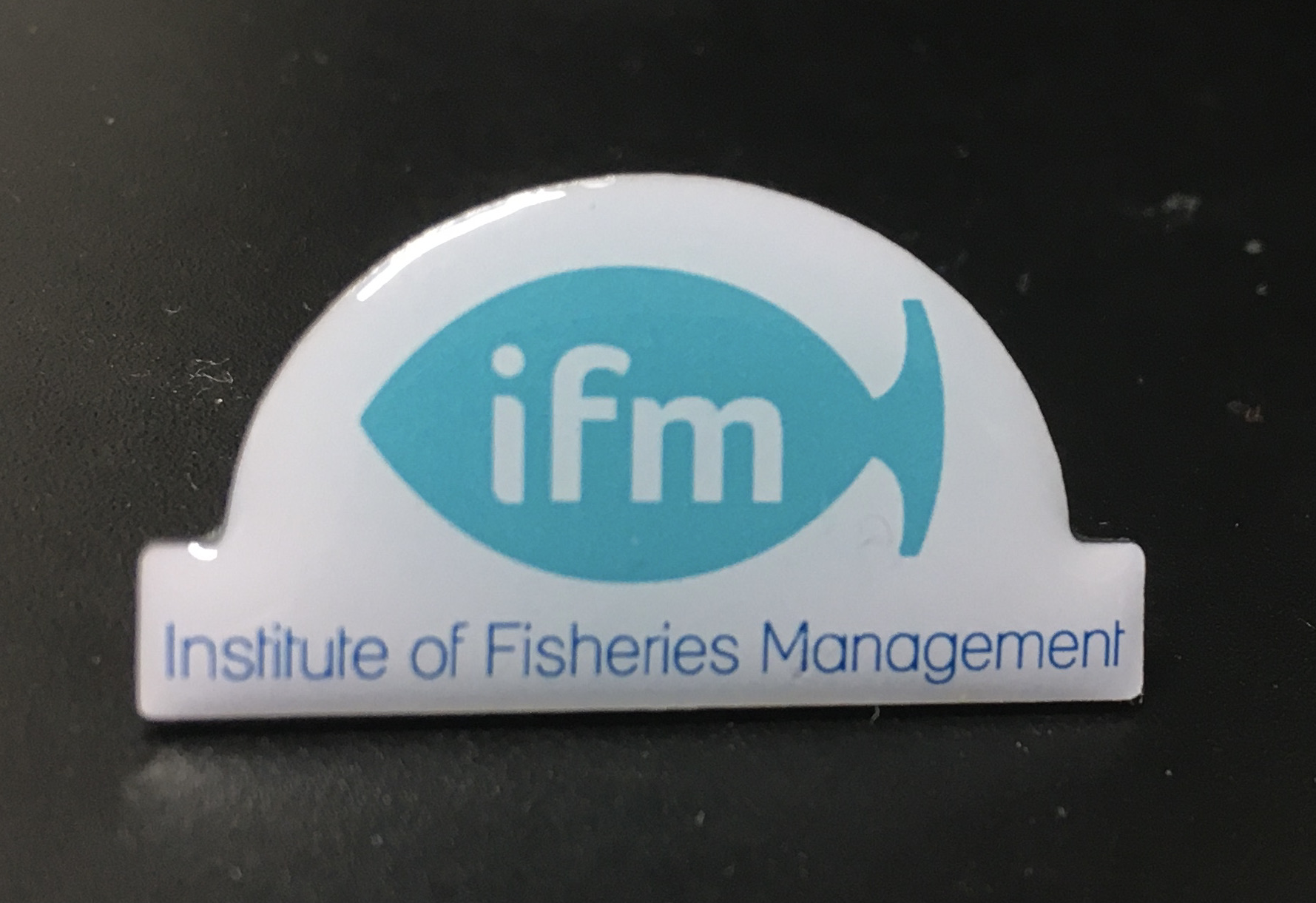 IFM Enamel Badge